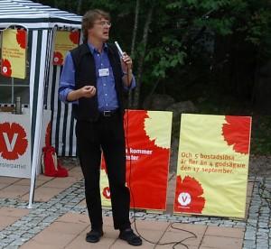 Sören Bergqvist i Knivsta 2006