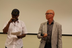 Christer Johansson på somalisk nationaldag