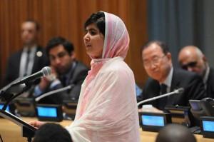 Malala fredspristagare
