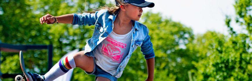 ung skatare